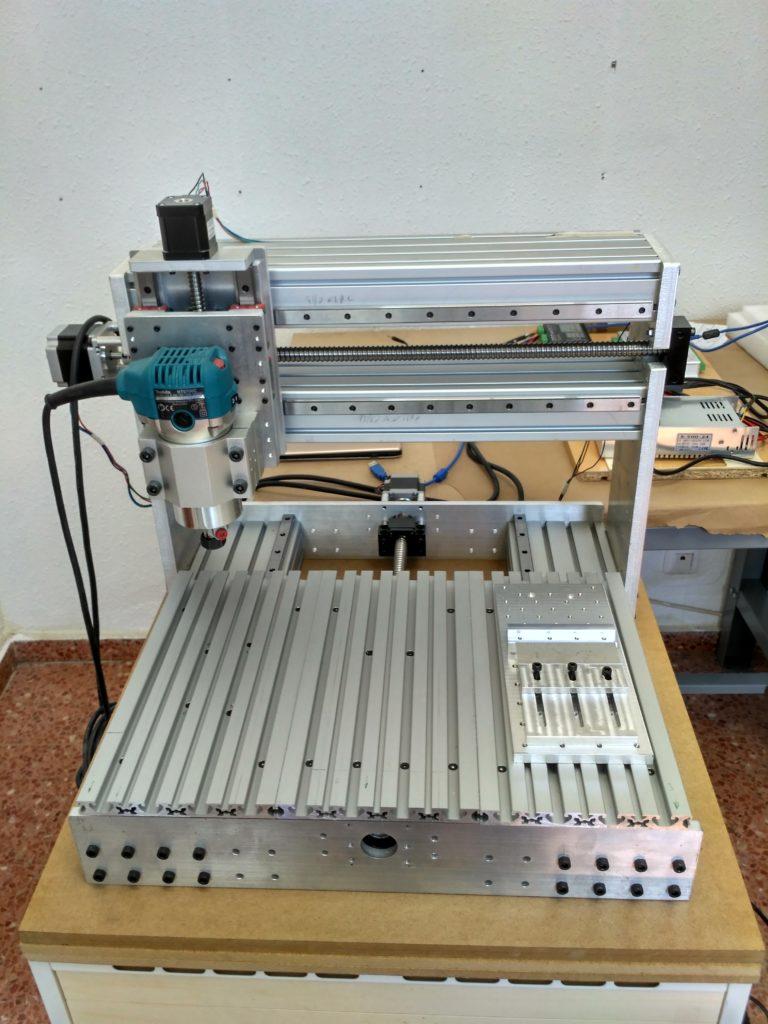 CNC Desktop 500 v2