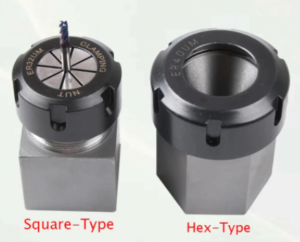 ER-collet-square-hex-type