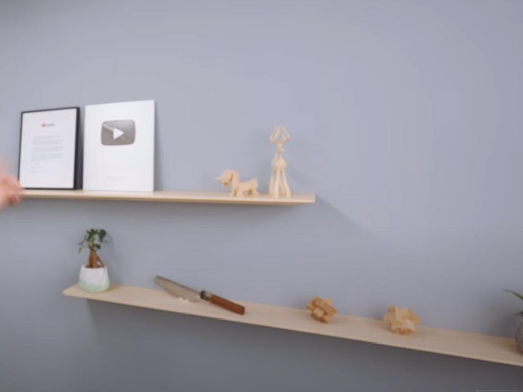 manualidades con madera para organización