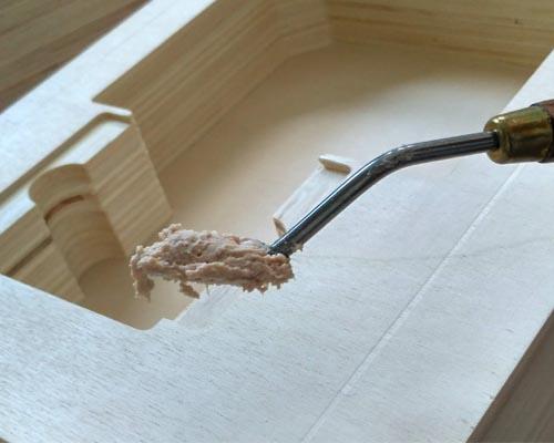 masilla para tapar agujeros en madera contrachapado