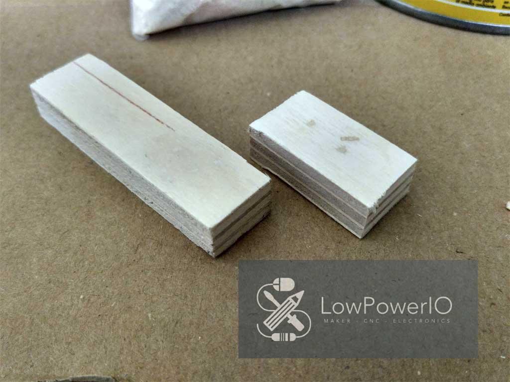 arreglar picadas madera