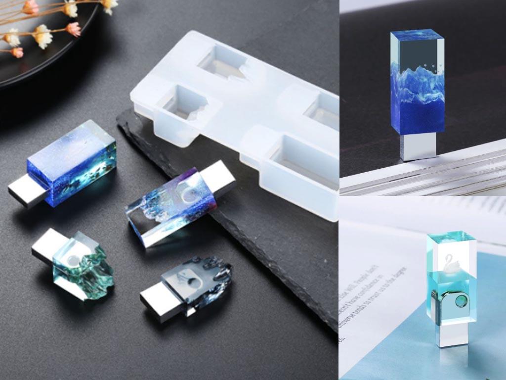 resina transparente para manualidades