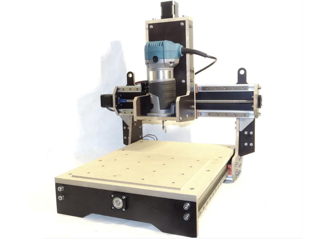 CNC DIY low cost de madera