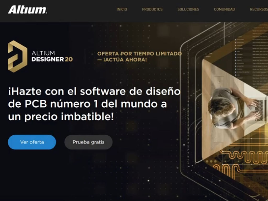 Tutorial de Altium Designer 2020 en español
