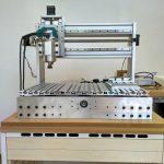 CNC Desktop 500 v2 Frontal